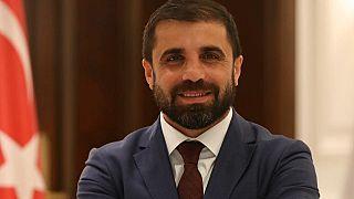 İçişleri Bakanı Danışmanı Ali Faik Hacıoğlu