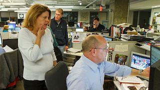 Associated Press Washington bureau chief, Sally Buzbee