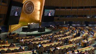 الجمعية العامة للأمم المتحدة- أرشيف