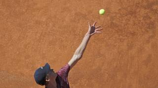 Jannick Sinner agli Open d'Italia