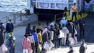 Lampedusa: il dramma migranti nel racconto di due pescatori senegalesi