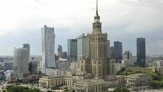 Варшава, май 2018