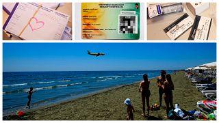 Oltást vagy védettséget igazoló papírok vagy negatív teszteredmény, idén ez is szükséges az útlevél mellé