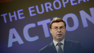 Executive Vice President Valdis Dombrovskis is in charge of the EU's trade relations.