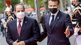 Gaza : la France renouvelle son soutien à la médiation égyptienne