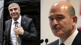 Sedat Peker, İçişleri Bakanı Süleyman Soylu