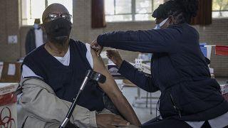 Afrique du Sud : deuxième campagne de vaccination contre la Covid-19