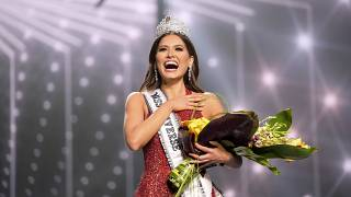 أندريا ميسا ملكة جمال المكسيك تتوّج ملكة جمال الكون للعام 2021