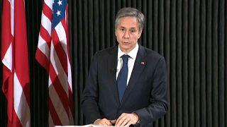 Antony Blinken, secretario de Estado de EE. UU.