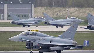 Eurofighter from the German Air Force
