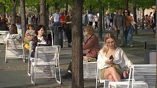 Hőhullám és tüzek Oroszországban, melegrekord Moszkvában
