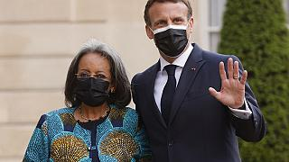 France-Africa summit Tuesday focuses on relief over covid-19 shocks