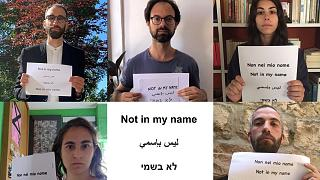 #NOTINOURNAMES - Posted on Facebook Friday May 14, 2020