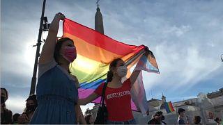 En Italie, les crimes de haine anti-LGBT ne sont toujours pas punis