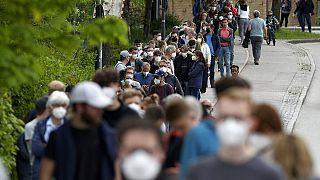 Alemania autoriza la vacunación de todos los mayores de 16 años