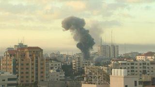 قصف إسرائيلي جديد يستهدف غزة