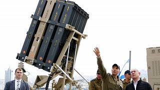 İsrail'in Demir Kubbe savunma sistemi, kısmen ABD tarafından finanse ediliyor