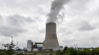 Uniper Datteln 4 coal-powered plant in Germany