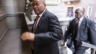 South Africa: Undeterred Zuma promises to face adversaries in court