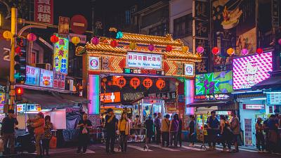 The best destination for expats is known for its night markets