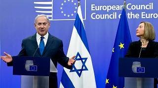 Avrupa Birliği İsrail konusunda bölünmüş durumda
