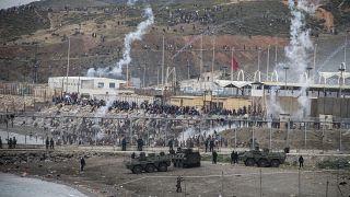 «Έκρηξη» μεταναστευτικών ροών στην Ισπανία - Έστειλε στρατό στα σύνορα η Μαδρίτη