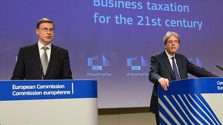 Közös uniós társasági adórendszert szeretne az Európai Bizottság