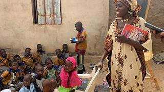 Cameroon NGO works towards putting children back in school