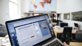 نقشه آزادی مطبوعات در جهان به روایت گزارشگران بدون مرز