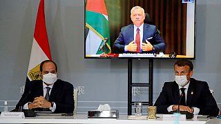 L'Egypte envoie de l'aide à Gaza et promet de financer la reconstruction