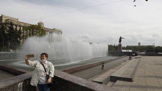 Szentpéterváron csak 26 fokot mértek 2021. május 17-én