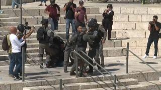 Kundgebung in Jerusalem