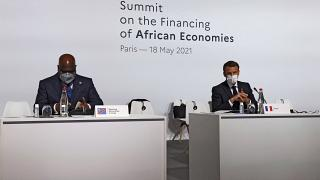 Talks begin in Paris for Africa post-Covid recovery
