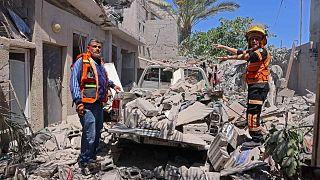 رفح جنوب قطاع غزة، 18 مايو 2021