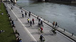 Déconfinement : fini le métro, les Parisiens veulent un vélo de fonction