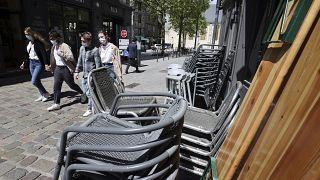 Desconfinamento prossegue em França