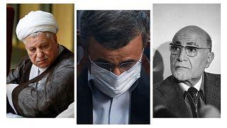 سه دولتمردی که صلاحیتشان برای انتخابات ریاست جمهوری توسط شورای نگهبان رد شد