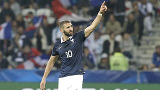 Begnadigung: Karim Benzema kehrt in französische Nationalmannschaft zurück