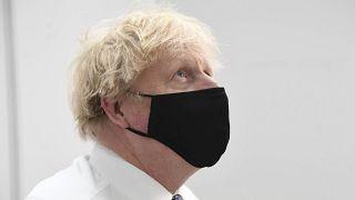 Großbritanniens Premierminister Boris Johnson
