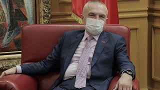 Arnavutluk Cumhurbaşkanı Ilir Meta