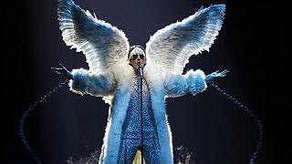Eurovisão volta a dar espétaculo