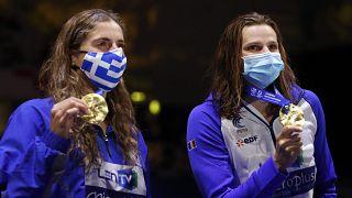 Η Αννα Ντουντουνάκη κατέκτησε χρυσό μετάλλιο στο ευρωπαϊκό πρωτάθλημα