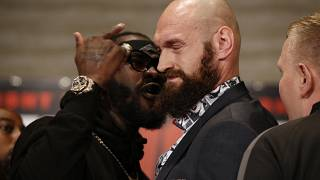 Fury ordered to fight Wilder raising doubts over Joshua bout