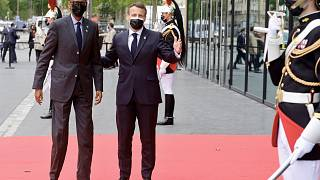 French president Emmanuel Macron to travel to Rwanda by the end of May