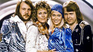 ABBA hat 1974 mit Waterloo gewonnen