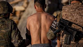 A bevándorlók egy részét már kitoloncolták Ceutából