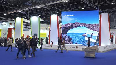 The International Tourism Trade Fair gets to grips with new travel aspirations