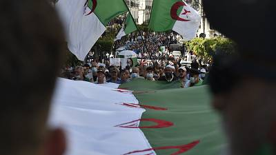 Algeria labels opposition movements as terrorist groups