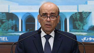 شربل وهبه، وزیر خارجه مستعفی لبنان