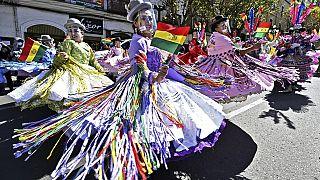 Morenada: Bolivia, Peru row over Andean folk dance
